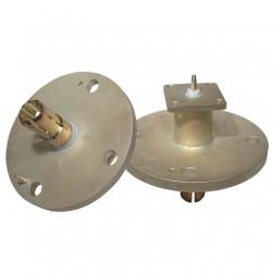 """RFP096  1-5/8"""" EIA Fixed Flange QC Connector for Bird43, RFP"""