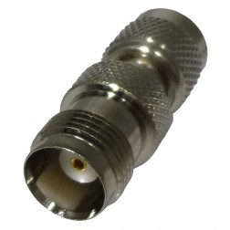 RFU623 Between Series Adapter, MIni-UHF Male to TNC Female,  RF Industries