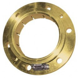 "RLA100-38 Flange Adapter, Clamp Type, 1-5/8"" EIA, ERI"