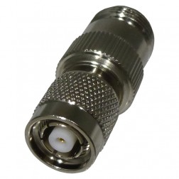 RP1234 Between Series Adapter, RP TNC Male to Type-N Female, RF Industries