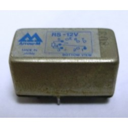 RS-12V-P Relay, SPDT, (Clean Pullout) (Sub for RSD-12V), Aromat