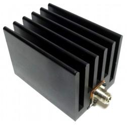 SA3N100-06F  Attenuator, 100 watt, 6dB, DC-3 GHz, Type-N Female/Female
