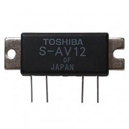 SAV12  Power Module, 5w, 144-148MHz, Toshiba