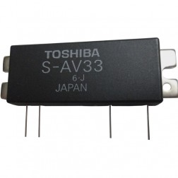 SAV33  Power Module, 32w, 134-174MHz Toshiba Early Version