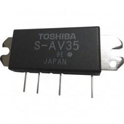 SAV35A  Power Module, 32w, 154-162MHz, Toshiba