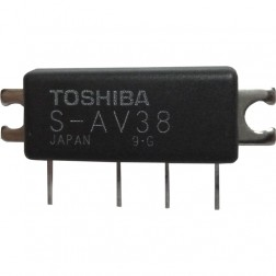 SAV38  Power Module, 35dBm, 260-266MHz, Toshiba (digital)