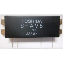 SAV6  Power Module, 28w, 154-162MHz, Toshiba