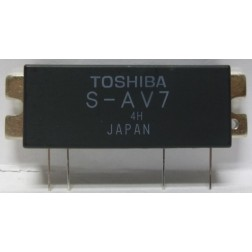 SAV7  Power Module, 28w, 144-148MHz, Toshiba