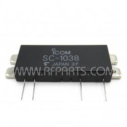 SC-1038 Icom Power Module 154-162 MHz 28 Watts (NOS)