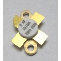 SD1446  ST Micro Transistors, Matched Pair (NOS)