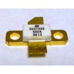 SD57030  Transistor, N-CHANNEL ENHANCEMENT-MODE LATERAL, ST Micro