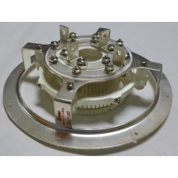 SK1300-EI  Transmitting Tube Socket, Eimac