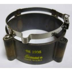 SK1906C Chimney & Clamp Combination, Eimac 3CX800A7(NOS)