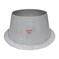 SK306 Chimney for 4CX5000A/YC156 Tubes, Eimac  NOS