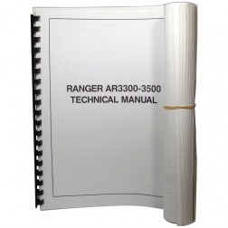 SMAR  Service Manual for Ranger AR3300/3500