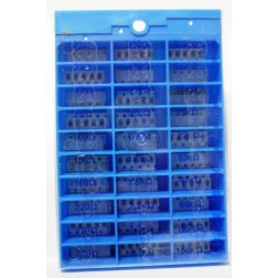 SMT1206R SMT Resistor kit, Vector