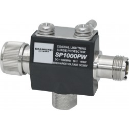 SP1000PW Lightning arrestor, Diamond