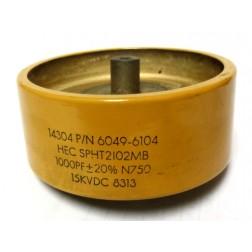 SPHT2102MB Doorknob, 1000pf 15kv