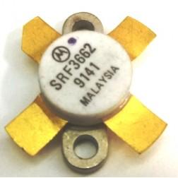 SRF3662 Transistor, 12 volt, 100+ watts, Motorola