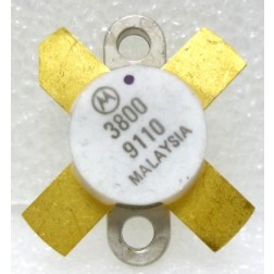 SRF3800  Transistor, Matched Pair, 12 volt, (Selected MRF492), Motorola