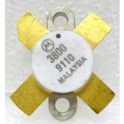 SRF3800 Transistor, Matched Set of 4,  12 volt, (Selected MRF492), Motorola