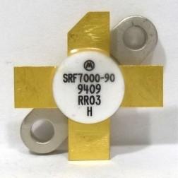 "SRF7000-90 Transistor, Matched Quad, 70w, 12.5v, 14-30 MHz, 0.380"" Flange, Motorola (MRF455)"