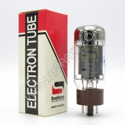 6L6GC Svetlana Beam Power Amplifier Tube SV6L6GC