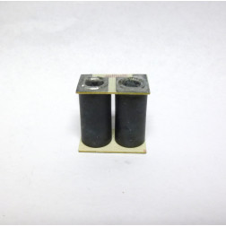 T1-43  Ferrite Transformer, 1in, 43 material, Messinger