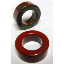 T157-2 Ferrite core, #2 Material, Micrometals