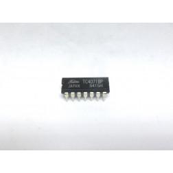 TC4071BP CMOS Digital IC, Silicon Monolithic, Toshiba