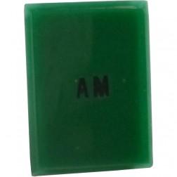 TEXLENSGR-AM - Replacement Plastic Lens Cover, AM, Texas Star