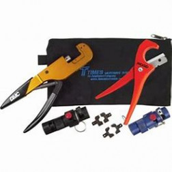 TK-01 Times Microwave Installation Tool Kit for both LMR-400 & 600 Connectors