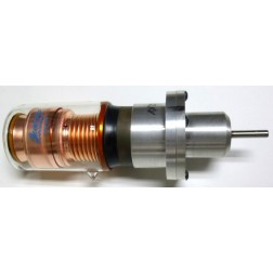 UCS300-2  Vacuum Variable Capacitor, 10-300pf 7.5kv, Jennings (Clean Used - Removed from Equipment)