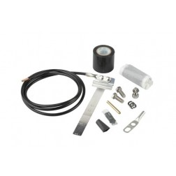 "UG12158-15B4-T  Universal Grounding Kit for 1/2"" - 1-5/8"" Corrugated Coax Cable"