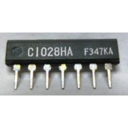 UPC1028HA Pll/audio IC,