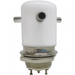 VC2T-26.5 - Vacuum Relay, 26.5v, Threaded w/Nut