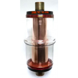 VC50-20M  Capacitor, Fixed Vacuum 50pf 20kv Dolinko & Wilikens (Clean Pullout)