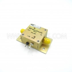 ZFL-500 Mini-Circuits Coaxial Amplifier, 50Ω, Low Power, 0.05 to 500 MHz (NOS)