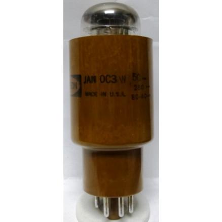 0C3W  Tube, Glow-Discharge Diode Voltage Regulator, Ratheon (NOS)