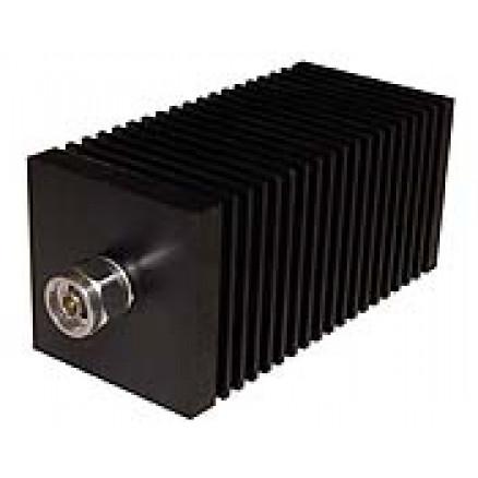 100-SA-MFN-20 Attenuator, 100 Watt, 20dB,  Type-N Male/Female, Bird