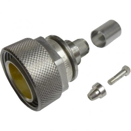 11716-50-7-2C - 7/16 DIN Male Crimp Connector