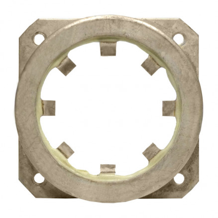 124-113-16 Johnson Bypass Cap Ring / Square Flange for 4CX250B