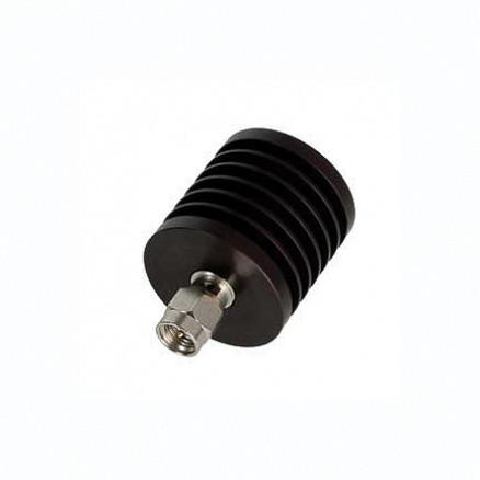 18B10W-3 Fixed Attenuator, 10 Watt, 3dB, SMA Male/Female, API/INMET