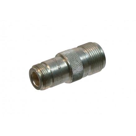 229675-80 HN Between Series Adapter, HN Female to Type-N Female