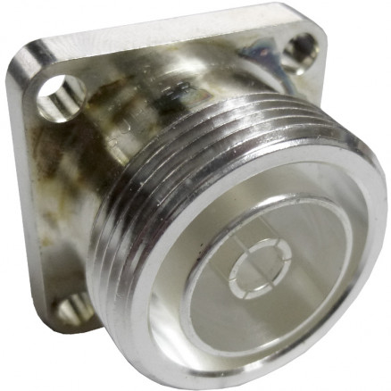 23716-50-0-21 7/16 DIN Female Chassis Connector