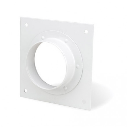 "252134 I-Line 1-Port Entry Panel with 4"" Diameter Hole (5"" x 5"") Flange"