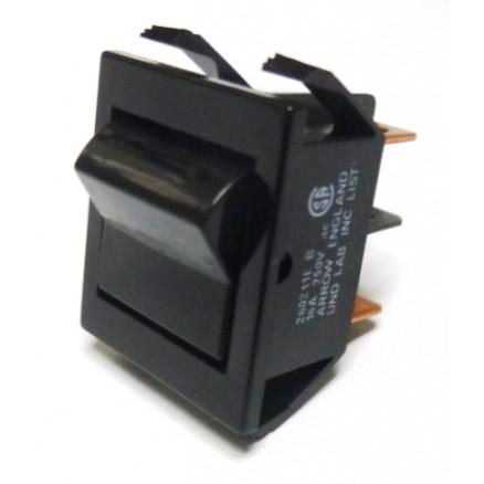 260211EB  Rocker Switch, DPDT