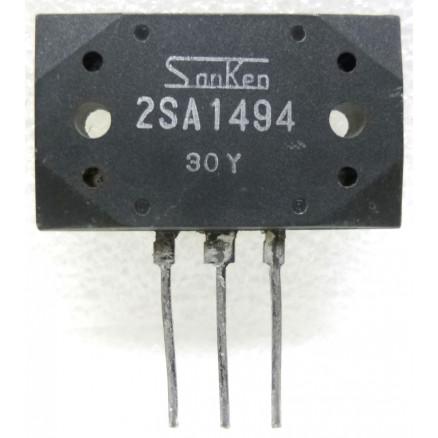 2SA1494 Sanken Transistor, Silicon PNP Epitaxial Planar, New Old Stock