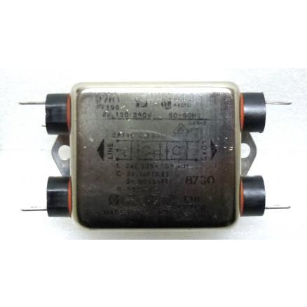 2VR1 EMI Filter, 2a, 250v, Corcom