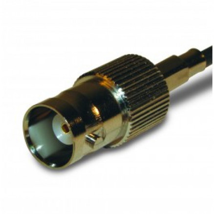 31-317-RFX  BNC Female Crimp Connector, Cable Group B, Amphenol